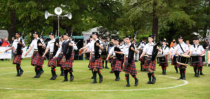 Piping in Forres-209