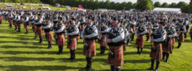 Main Event – Piping At Forres