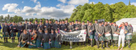 Tickets on sale for Piping at Forres