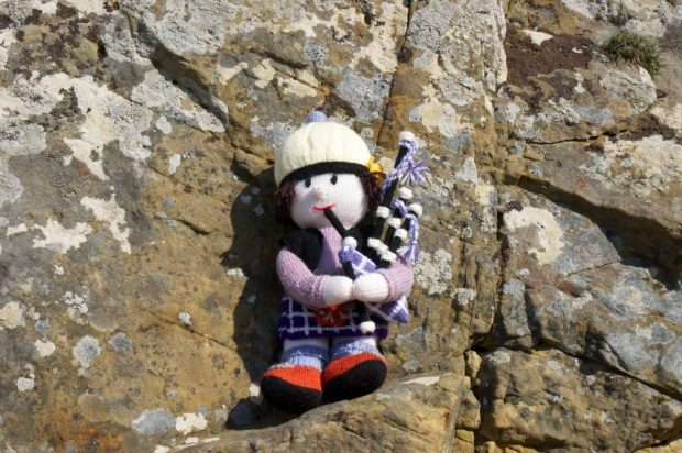 Where's Morag? – Piping At Forres