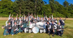 European Pipe Band Championships 2018 | Piping At Forres — European